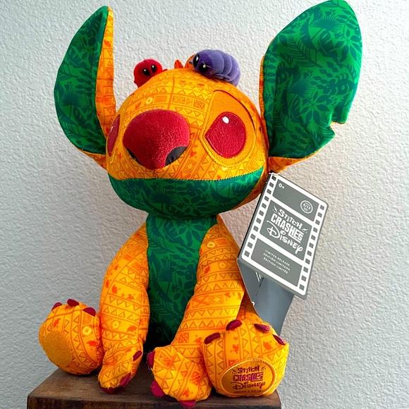 NWT! Stitch Crashes Disney Lion King